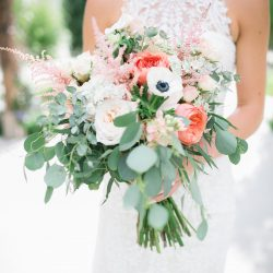 A Stunning Colorado Wedding Bouquet