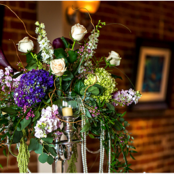 A Tall Elegant Centerpiece Fort Collins Event Flowers
