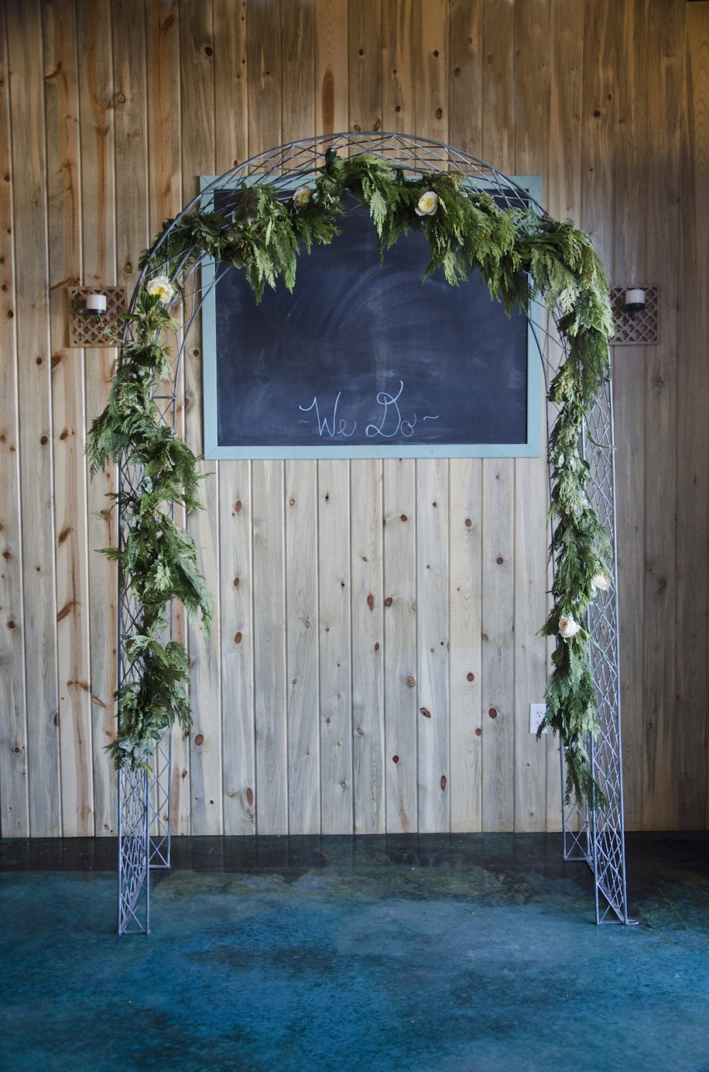 Gorgeous Wedding Rental Arch From Bliss Florist
