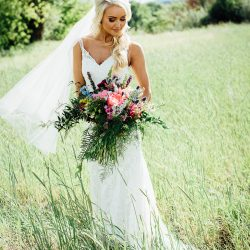An Amazing Setting For Bridal Photos