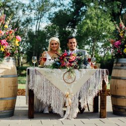 The Perfect Colorado Wedding Flowers