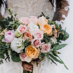 A Stunning Bliss Bouquet