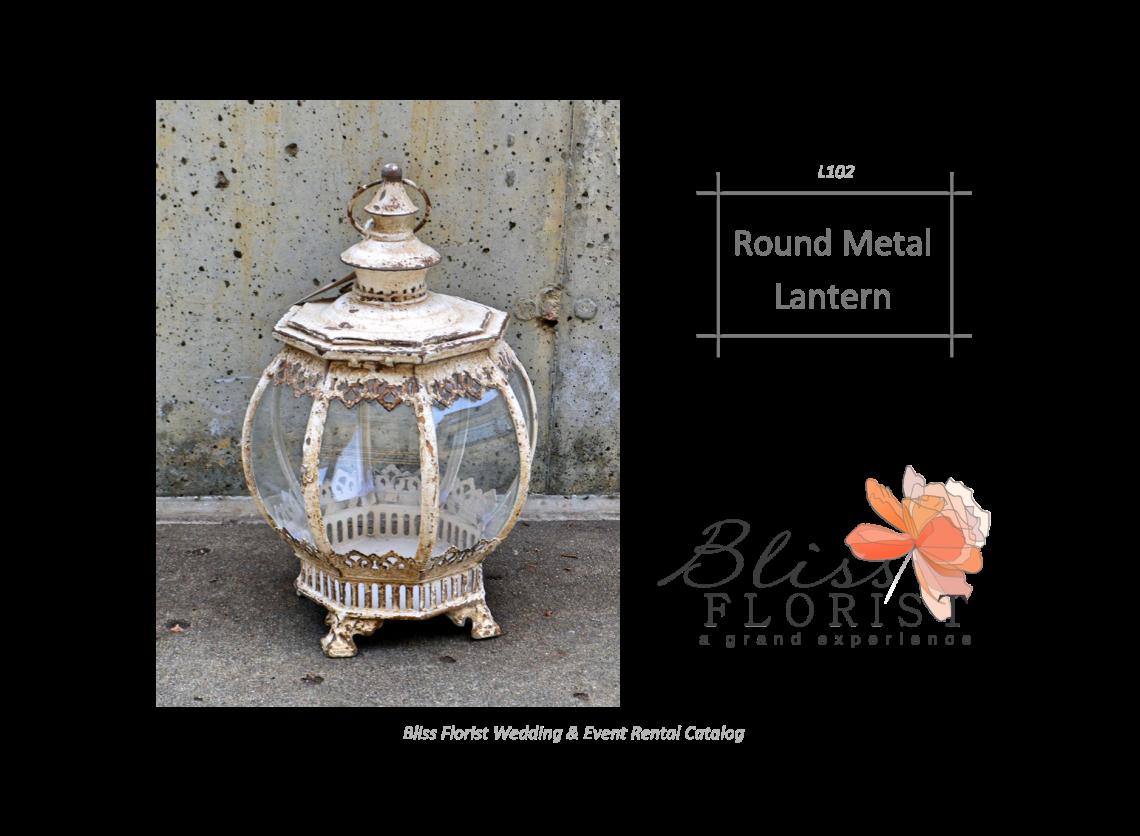Chic Lanterns For Rent | Boulder Blooms