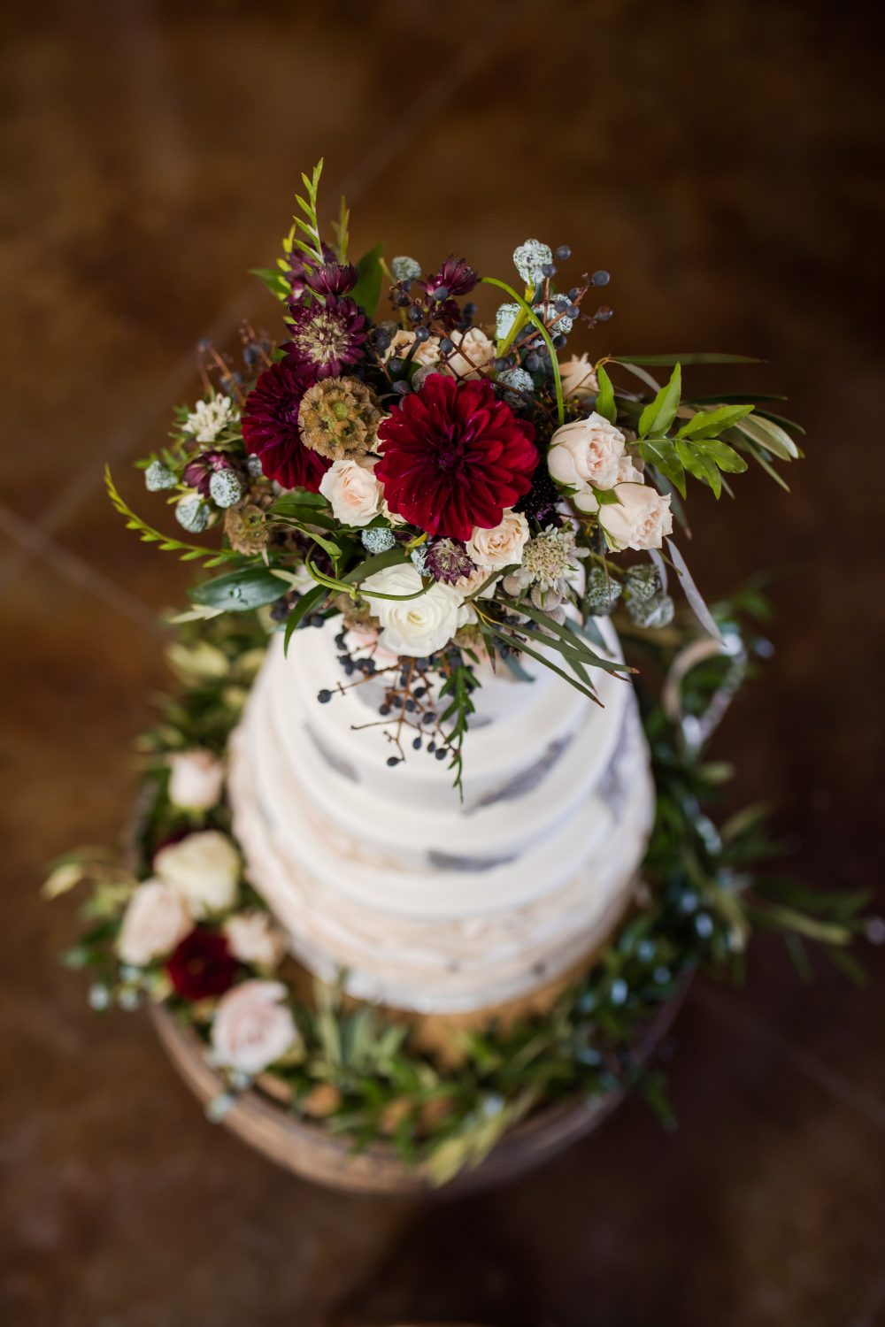 Cake Flowers Fort Collins Wedding Florist