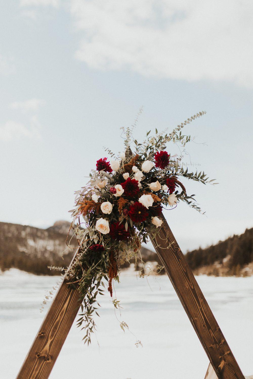 Stunning Arch Flowers