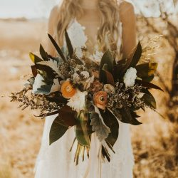 Those Amazing Tone For This Bliss Bridal Bouquet