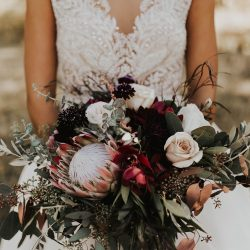 A stunning bridal bouquet by Fort Collins best wedding florist.
