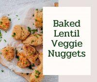 Baked-Lentil-Veggie-Nuggets