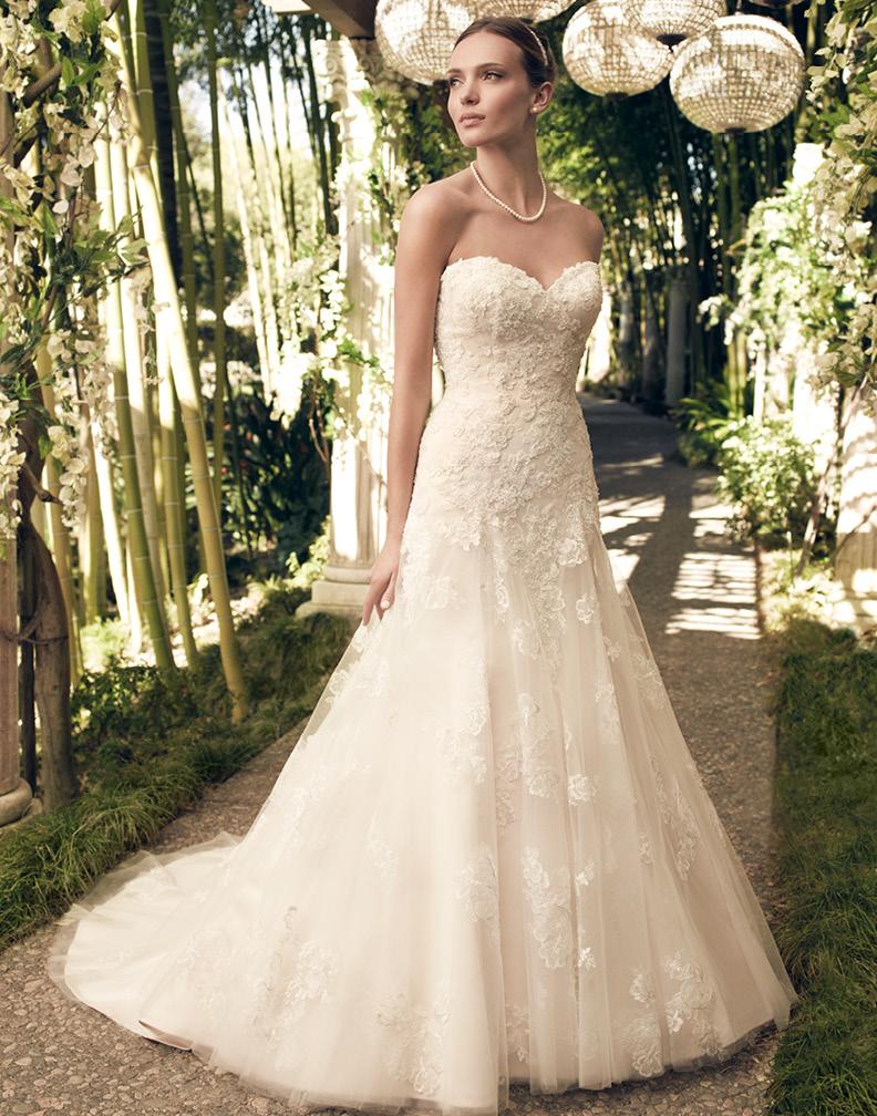 NEW CASABLANCA GOWNS   Blue Bridal Boutique