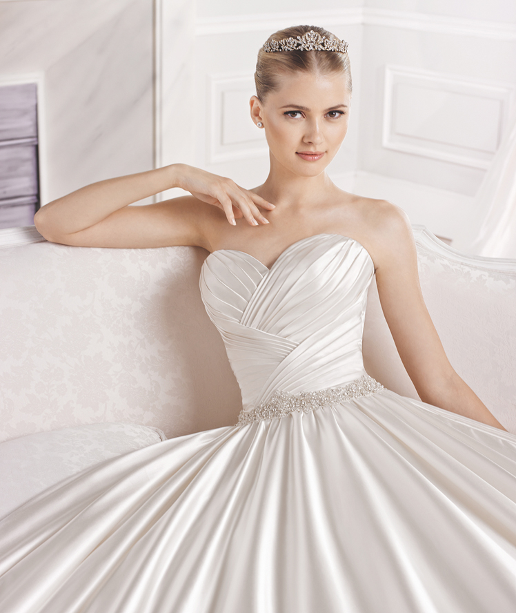a7c0cfa6d84 ... La Sposa wedding dress order this weekend at our trunk show!  Categories  the dish