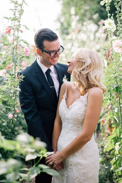 Outdoor Wedding With Dress From Blue Bridal Boutique | Wedding Dresses in Denver