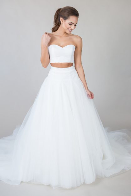 Gorgeous Wedding Dress From Blue Bridal Boutique | Denver Bridal Shop