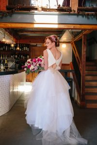 Stylish Wedding Dress From Denver's Best Bridal Shop   Blue Bridal Boutique