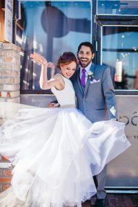 Stylish Wedding Dress in Denver, Colorado | Blue Bridal Boutique