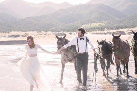 Great Sand Dunes Wedding | Blue Bridal Boutique | Denver Wedding Shops