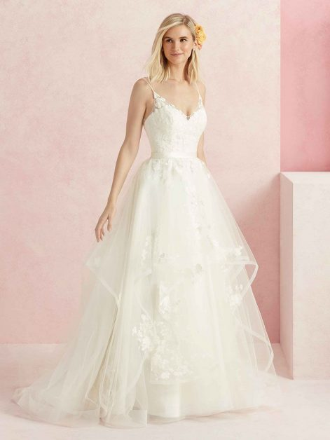 Designer Wedding Dresses Available in Denver, Colorado | Blue Bridal Boutique