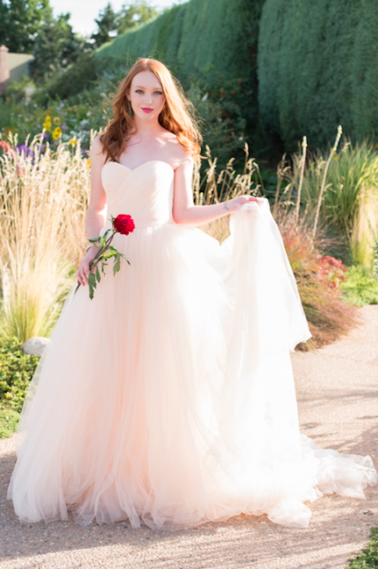 Professional Wedding Dress Fittings | Blue Bridal Boutique | Denver Wedding Dress Shop