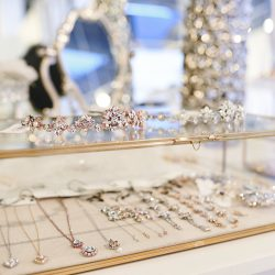 Bridal Jewelry and Accessories | Blue Bridal Boutique | Denver, Colorado
