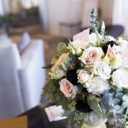 Wedding Bouquets and Centerpieces | Blue Bridal Boutique | Denver, Colorado