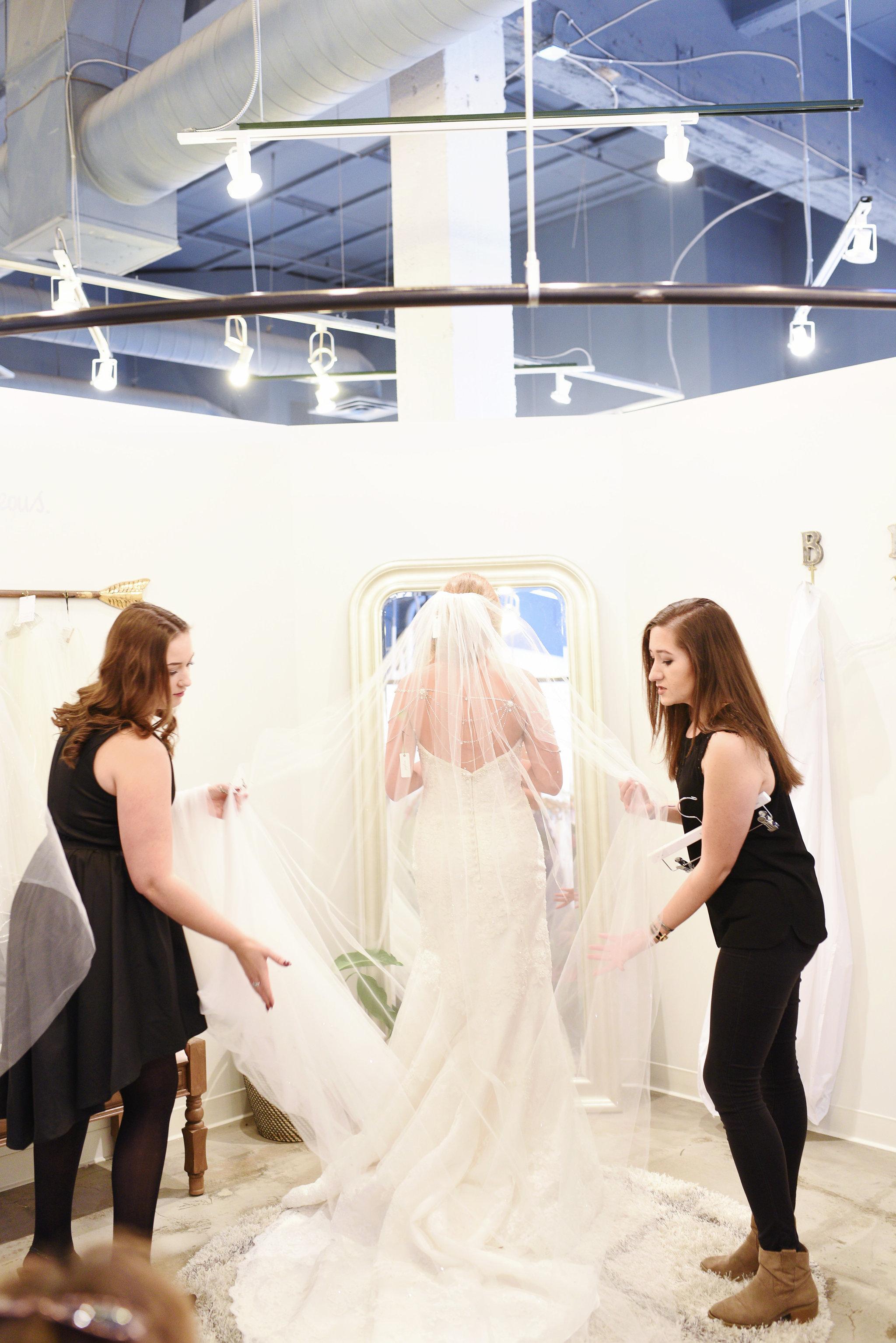 SIP + STYLE SOIRÉE | Blue Bridal Boutique