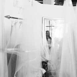 Bridal Dress Fittings and Alterations | Blue Bridal Boutique | Denver, Colorado