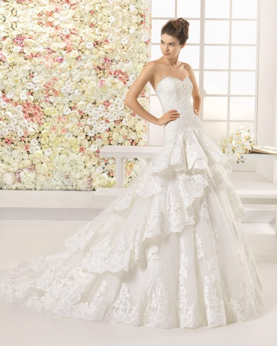 1b71e230f3 Wedding Dresses - Choose And Exclusive Aire Barcelona Gown