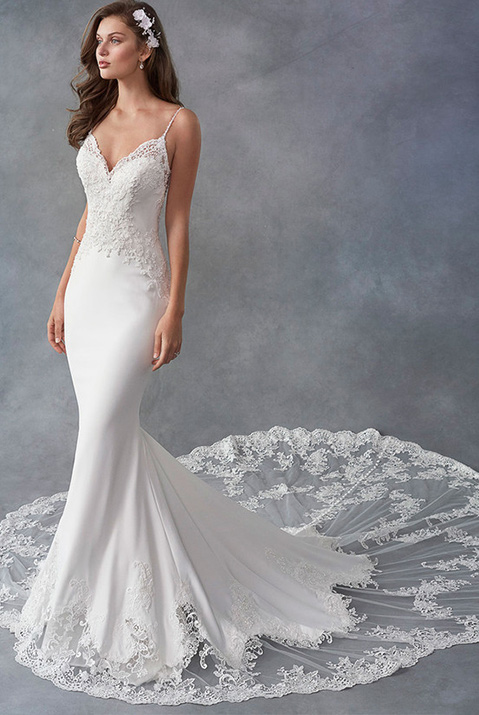 Wedding Dresses - Choose From The Kenneth