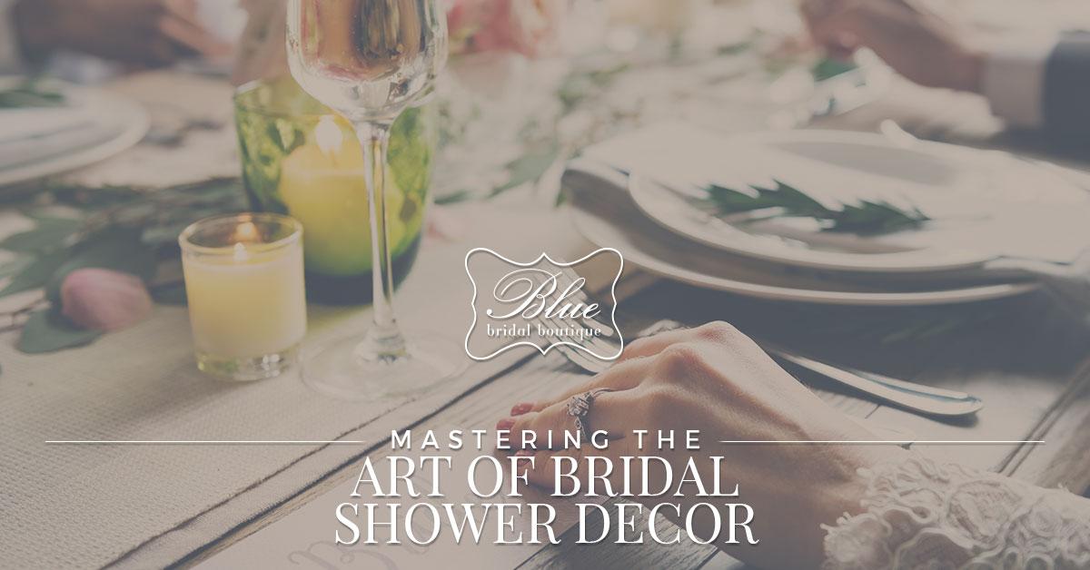 Wedding Dresses Denver Master The Art Of Bridal Shower Decor With