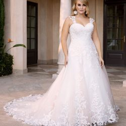 Plus Sized Dresses Denver | Blue Bridal Boutique