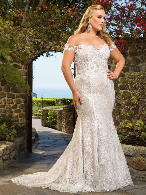 Plus Sized Wedding Dresses Denver | Blue Bridal Boutique