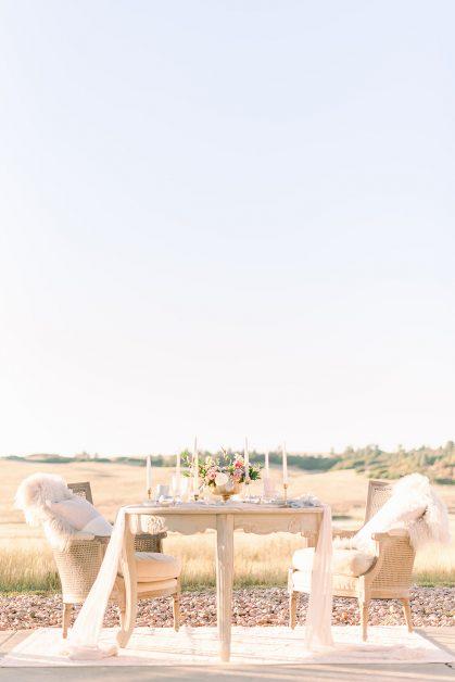 Flying Horse Ranch | Colorado Wedding