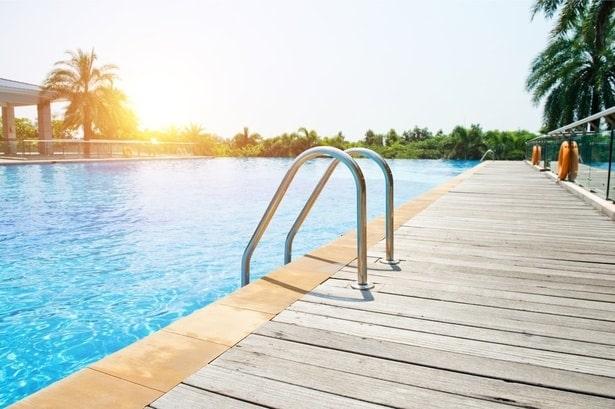 custom swimming pool