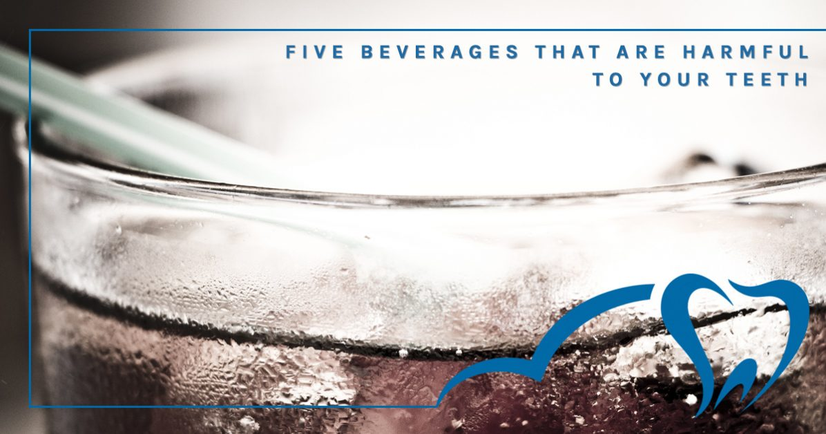 Harmful drinks for teeth as discussed by your south austin family dentist