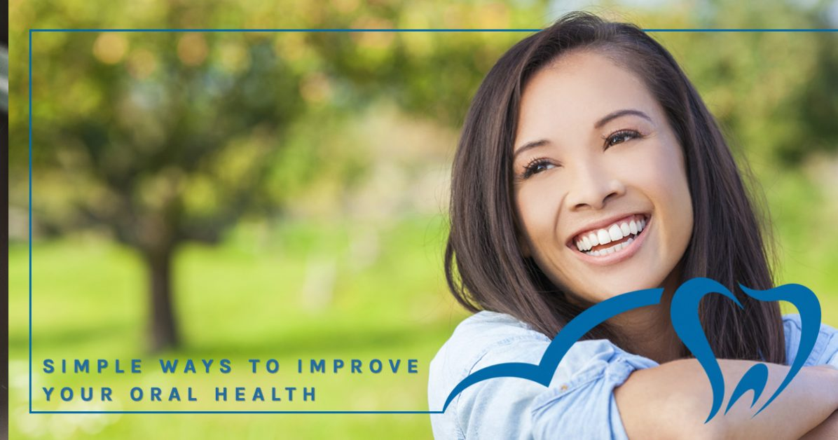 Oral health improvement tips from your Circle C Family Dentist