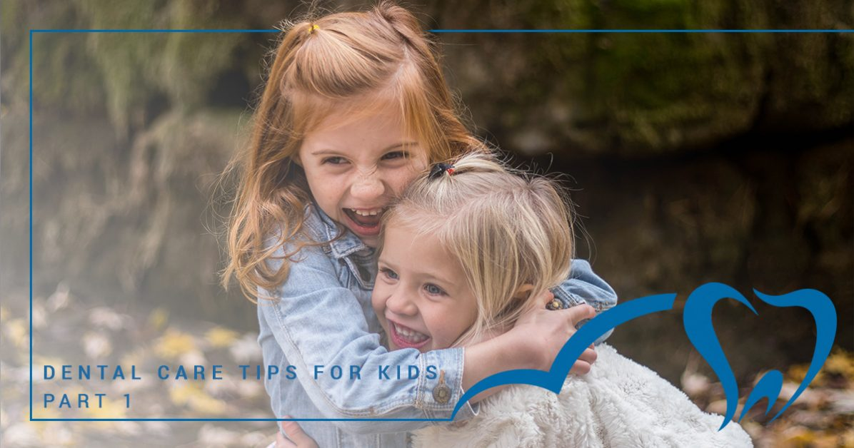 kids dental care tips part 1 from your Circle C family dentist
