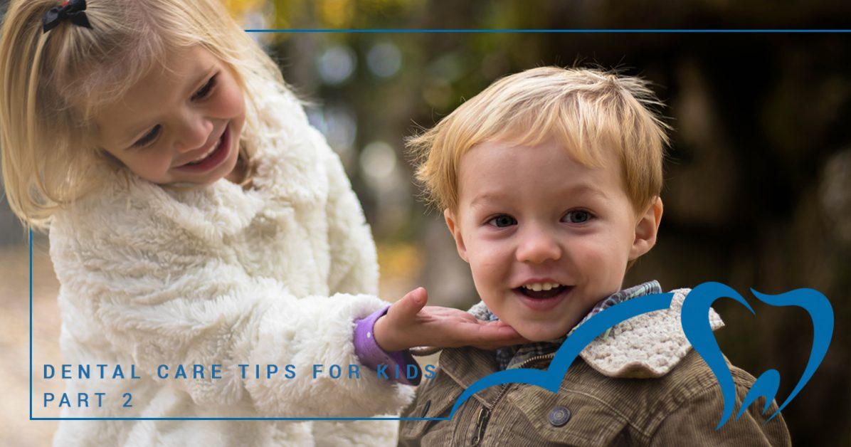Dental care tips kids from your south austin family dentist