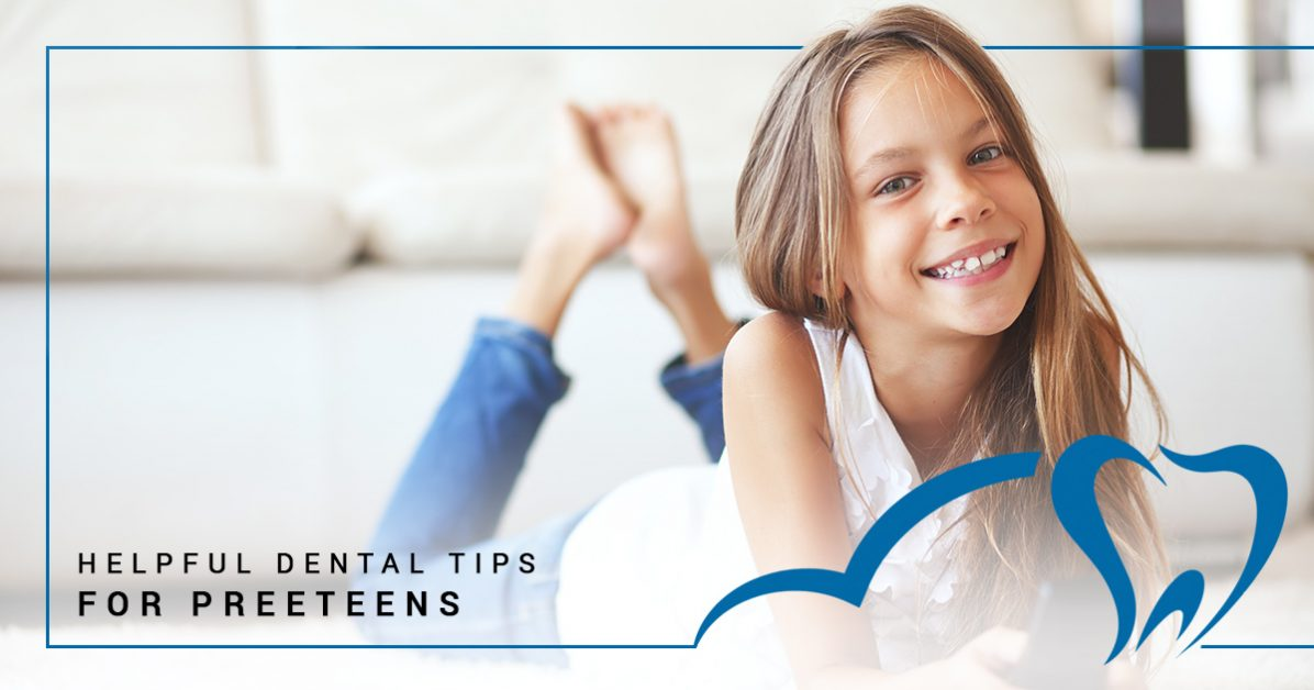 Helpful Dental tips for Preteens as discussed by Dr. Corpron, your family dentist