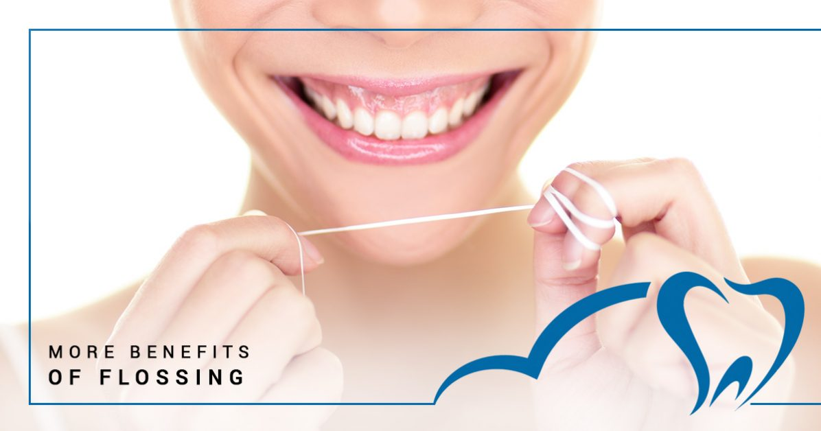 More Benefits of Flossing as discussed by your South Austin Family Dentist