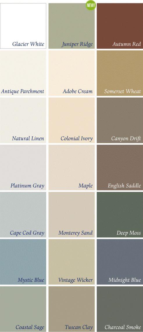 Siding Colors Find The Best Kansas City House Siding Options