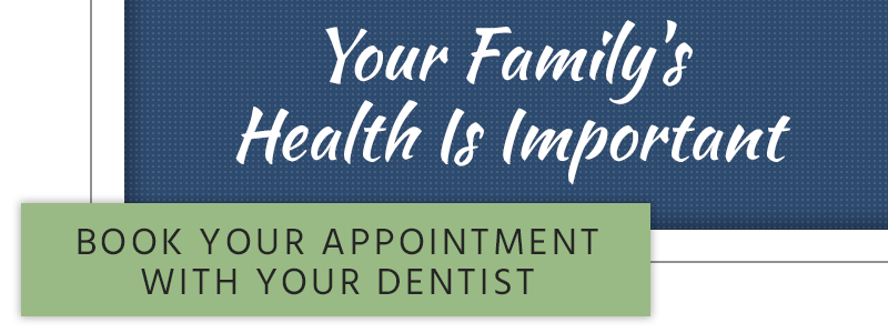 family health is important, book your appointment