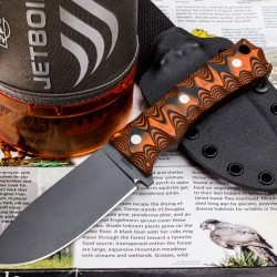 Order Handmade Hunting Knife from Bodine Today