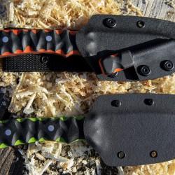 handmade hunting knife from Bodine Handmade Knives