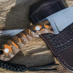 best camping knife from Bodine Handmade Knives