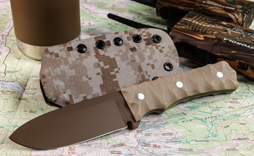Purchase Quality Handmade Hunting Knife from Bodine