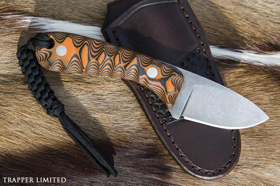 custom made knives from Bodine Handmade Knives