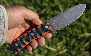 best custom hunting knife from Bodine Handmade Knives