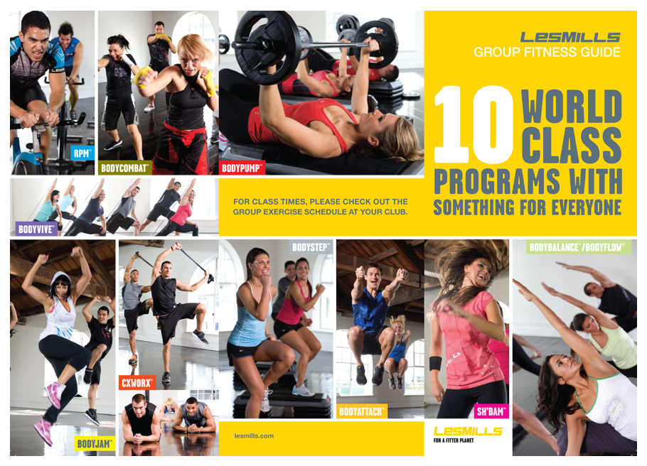 les-mills-fitness-guide
