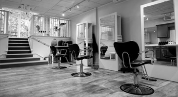 Our hairdresser studio