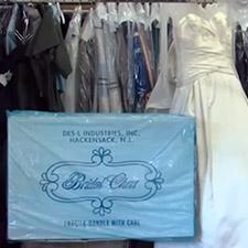 Queens Wedding Dress Preservation