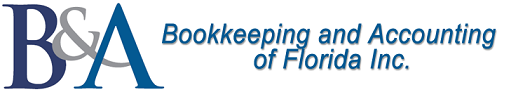 Bookkeeping & Accounting of Florida Inc.